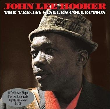 TOWER RECORDS ONLINEで買える「John Lee Hooker/The Vee-Jay Singles Collection[NOT2CD518]」の画像です。価格は1,376円になります。