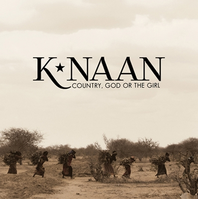 K'naan/Country, God or The Girl[B001760302]