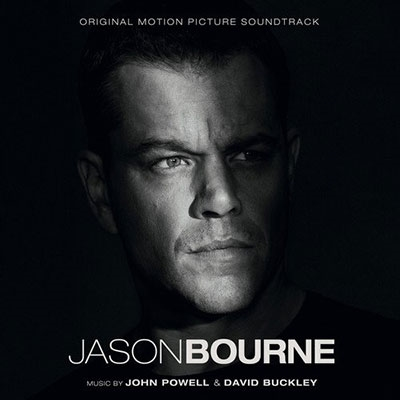 John Powell/Jason Bourne[UVS6482]