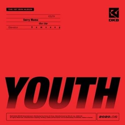 Youth: 1st Mini Album CD