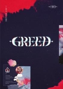 1st Desire [Greed]: Kim Woo Seok Vol.1 (K Ver.) CD