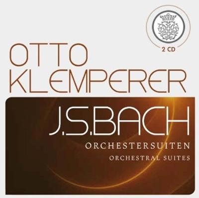 オットー・クレンペラー/J.S.Bach: Orchestral Suites No.1-No.4, etc[233548]