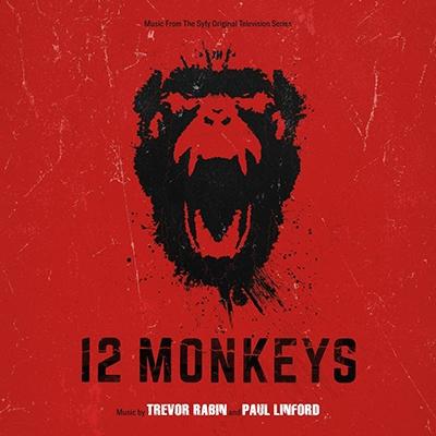 Trevor Rabin/12 Monkeys: Music From Syfy Original Television Series [VSD6735383]