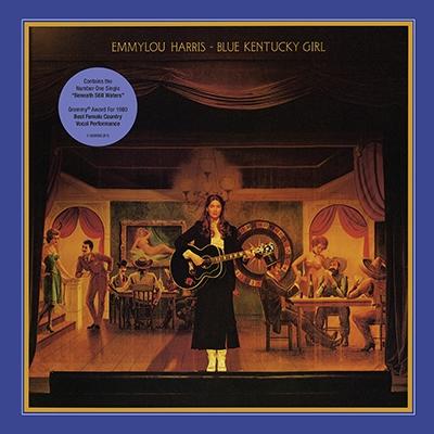 Blue Kentucky Girl LP