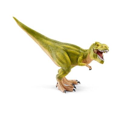Schleich フィギュア ティラノサウルスレックス(ライトグリーン) [14528]
