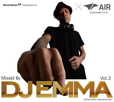 DJ EMMA/Heartbeat Presents Mixed By DJ EMMA×AIR Vol.2[LACD-0241]