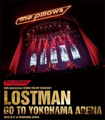 LOSTMAN GO TO YOKOHAMA ARENA 2019.10.17 at YOKOHAMA ARENA [Blu-ray Disc+2CD]<初回限定版> Blu-ray Disc