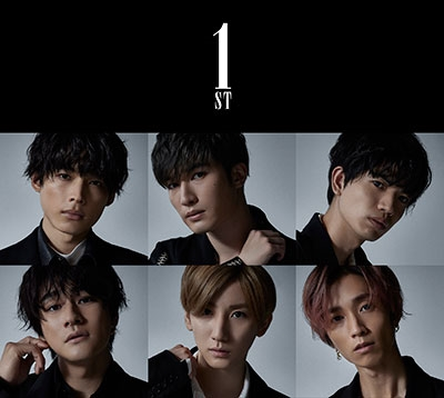 1ST [CD+DVD]<初回盤B: 音色盤> CD