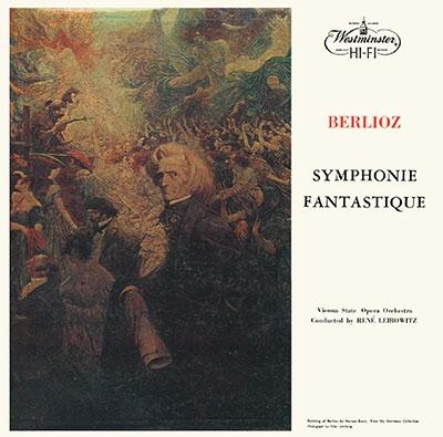 ルネ・レイボヴィッツ/ベルリオーズ: 幻想交響曲<タワーレコード限定>[PROC-2138]