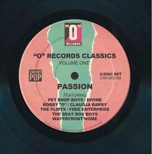 """""""O"""" Records Classics: Volume One - Passion"""