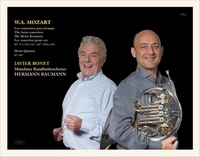 Mozart: Horn Concertos & Horn Quintet (USBメモリ/Audio+Video)