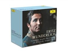 Fritz Wunderlich - Complete Studio Recordings on Deutsche Grammophon<限定盤>