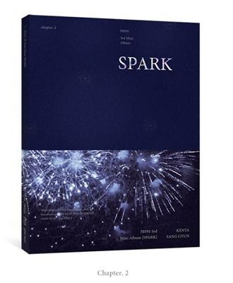 Spark: 3rd Mini Album (Chapter.2 Ver.) CD