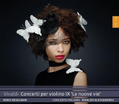 ヴィヴァルディ: ヴァイオリン協奏曲集第9集「新たなる方向性」