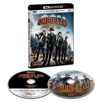 ゾンビランド:ダブルタップ [4K Ultra HD Blu-ray Disc+Blu-ray Disc]