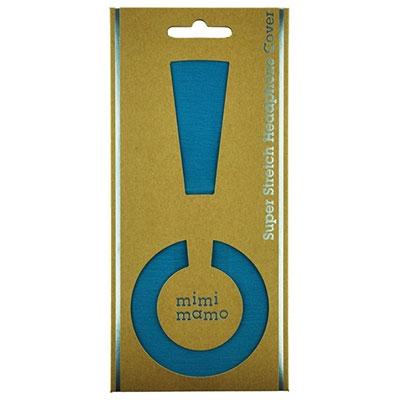 mimimamo ストレッチヘッドカバーL/Blue [MHC-002-BL]