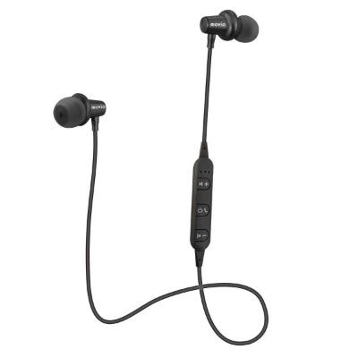 movio ワイヤレスイヤホン M205EP/ブラック Headphone/Earphone