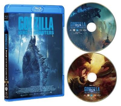 ゴジラ キング・オブ・モンスターズ Blu-ray Disc