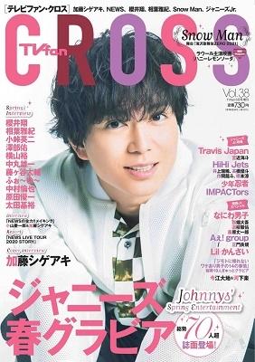 TVfan Cross Vol.38
