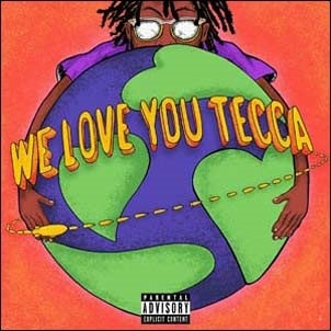 We Love You Tecca CD