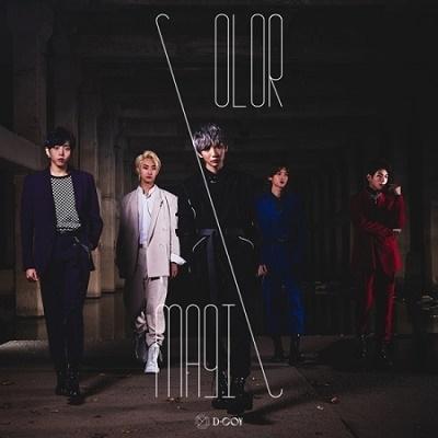 Color Magic: 1st Single 12cmCD Single