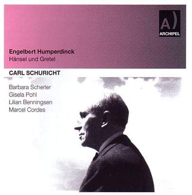 カール・シューリヒト/Humperdinck: Hansel und Gretel[ARPCD0538]
