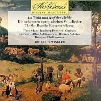 Im Wald und auf der Heide - The Most Beautiful European Folksongs