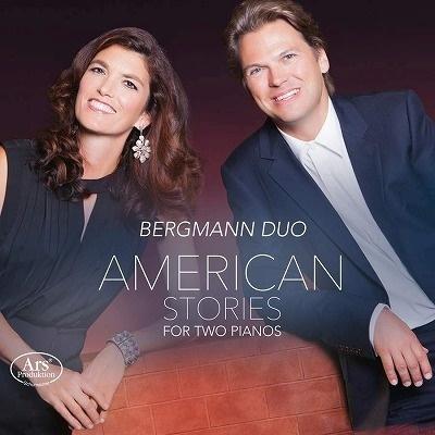 アメリカの2台ピアノ編曲作品集
