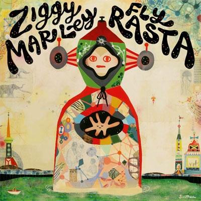 Ziggy Marley/FLY RASTA[VVNL-25572J]