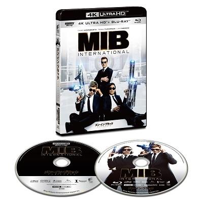 F・ゲイリー・グレイ/メン・イン・ブラック:インターナショナル [4K Ultra HD Blu-ray Disc+Blu-ray Disc][UHB-81555]