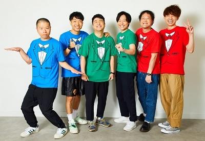 アキナ・和牛・アインシュタインのバツウケテイナーDVD バツウケTシャツ付きBOX1~衝動~<初回限定版バツ DVD