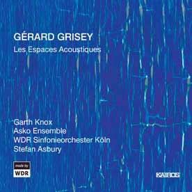 グリゼー: 《音響の空間》<期間限定盤> CD