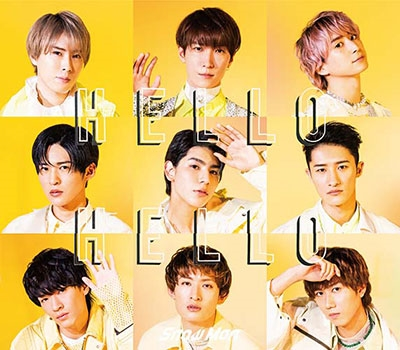 HELLO HELLO [CD+DVD]<初回盤B> 12cmCD Single