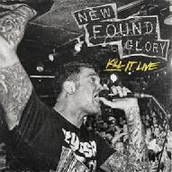 New Found Glory/KILL IT LIVE<タワーレコード限定>[SRM-4]