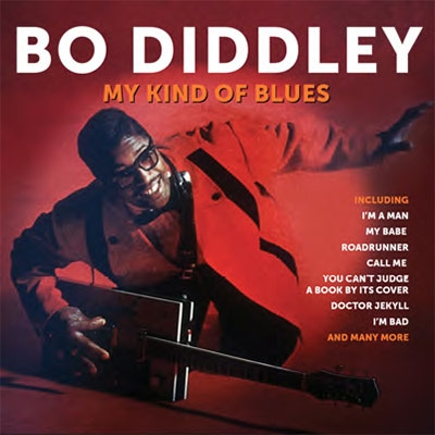 My Kind of Blues CD