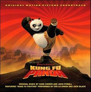 Hans Zimmer/Kung Fu Panda (OST) (US)[B001134402]