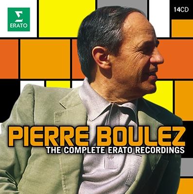 Pierre Boulez - The Complete Erato Recordings<初回完全限定生産盤> CD