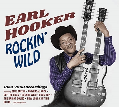 Rockin' Wild: 1952-1963 Recordings CD