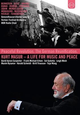 クルト・マズア/Kurt Masur - A Life for Music and Peace [2050538]