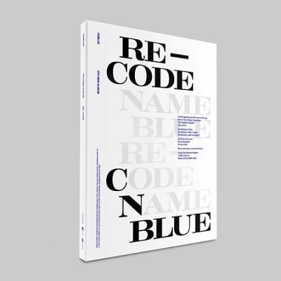 CNBLUE/Re-Code: 8th Mini Album (Special Version)[L200002049]