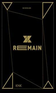 Remain: 2nd Mini Album CD