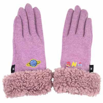 BTS DNA 手袋/Purple Accessories