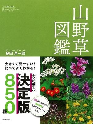 朝日園芸BOOKS 大きくて見やすい! 比べてよくわかる! 山野草図鑑 Book