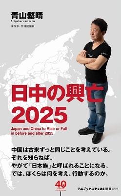 日中の興亡2025 Book