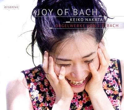 「Joy of Bach」 J.S.バッハ: オルガン作品集 CD