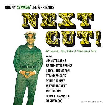 NEXT CUT! CD