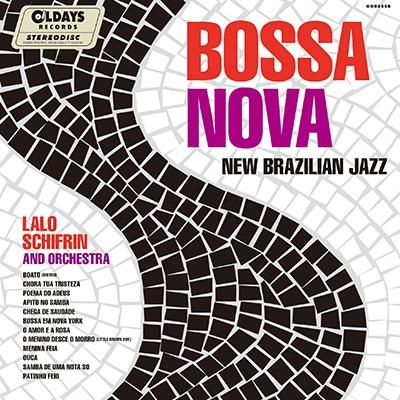Lalo Schifrin/ボサ・ノヴァ: ニュー・ブラジリアン・ジャズ[ODR-6228]