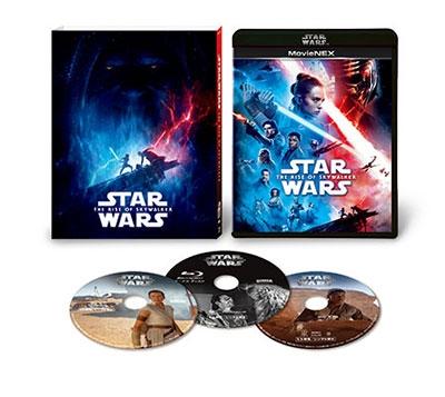 スター・ウォーズ/スカイウォーカーの夜明け MovieNEX [2Blu-ray Disc+DVD]<初回版> Blu-ray Disc