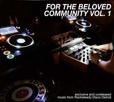 Blair French/FOR THE BELOVED COMMUNITY VOL.1[RSDCD003]