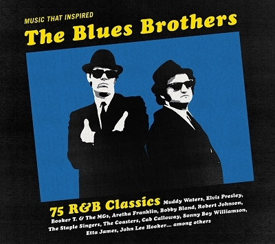 Music That Inspired The Blues Brothers - 75 R&B Classics[545521]